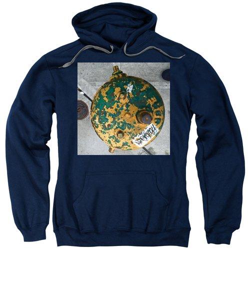Fire Hydrant #2 Sweatshirt