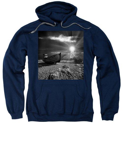 Fishing Boat Graveyard 7 Sweatshirt