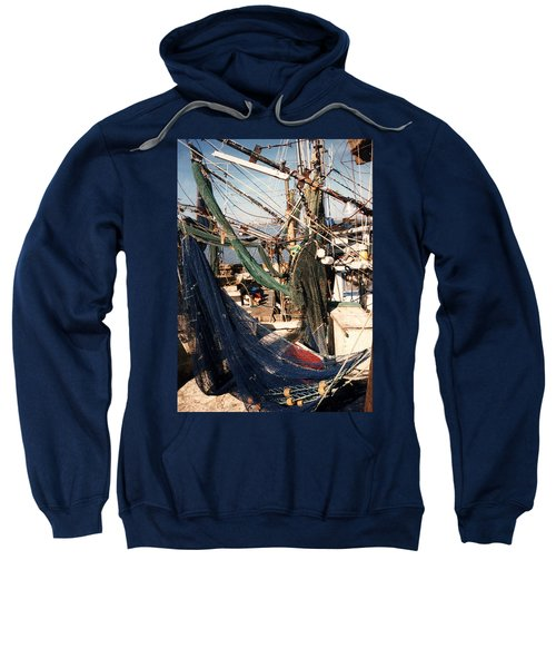 Fishing Nets Sweatshirt