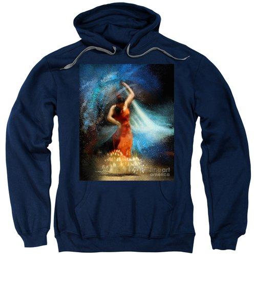Flamencoscape 05 Sweatshirt