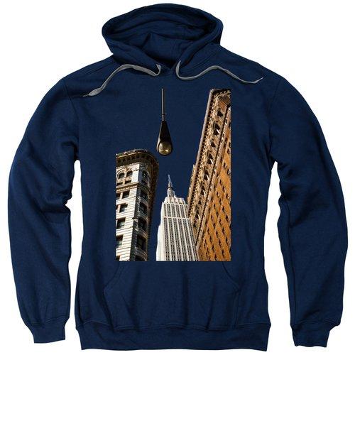 Flatiron District Sweatshirt by Paul Lamonica