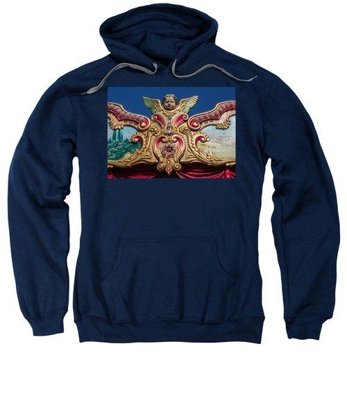 Florentine Carousel Sweatshirt