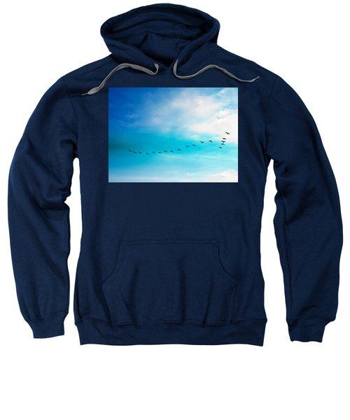 Flying Away Sweatshirt