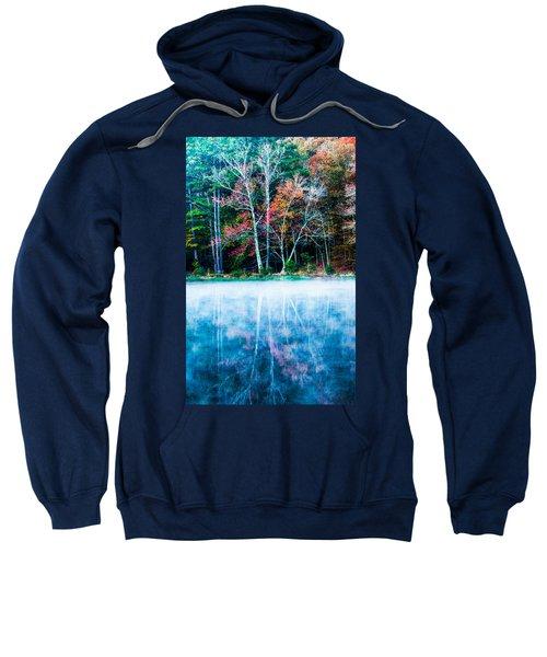 Fog On The Lake Sweatshirt