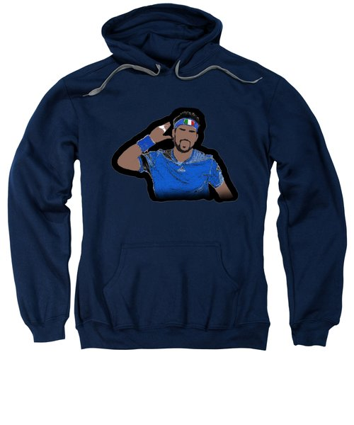 Fognini Sweatshirt by Pillo Wsoisi
