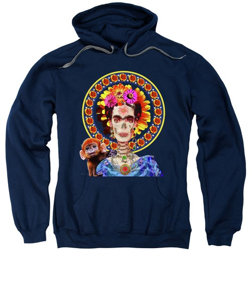 Frida De Muertos Sweatshirt