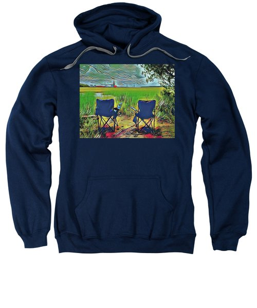 Front Row Seat Sweatshirt