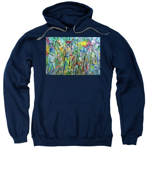Garden Flourish Sweatshirt