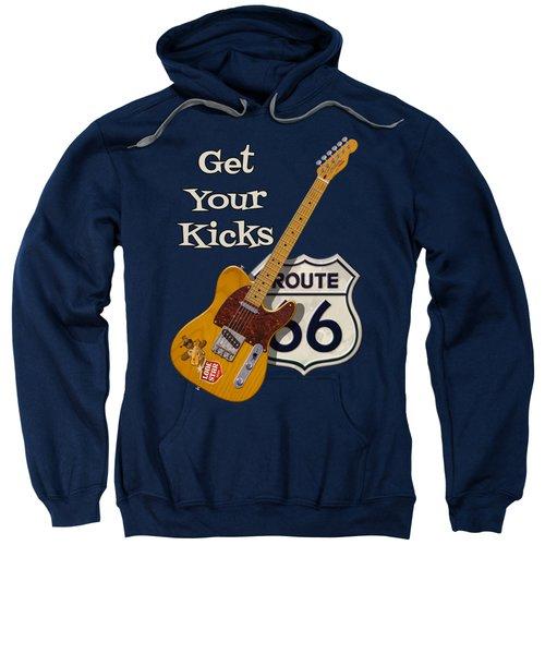 Get Your Kicks Sweatshirt