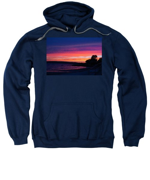 Gloucester Harbor Beach Sweatshirt