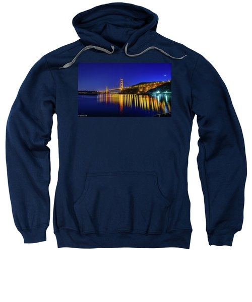 Golden Reflections Sweatshirt