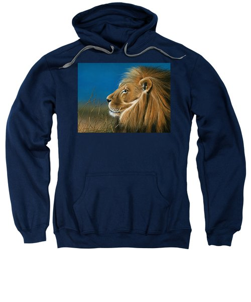 Golden Sentinal Sweatshirt