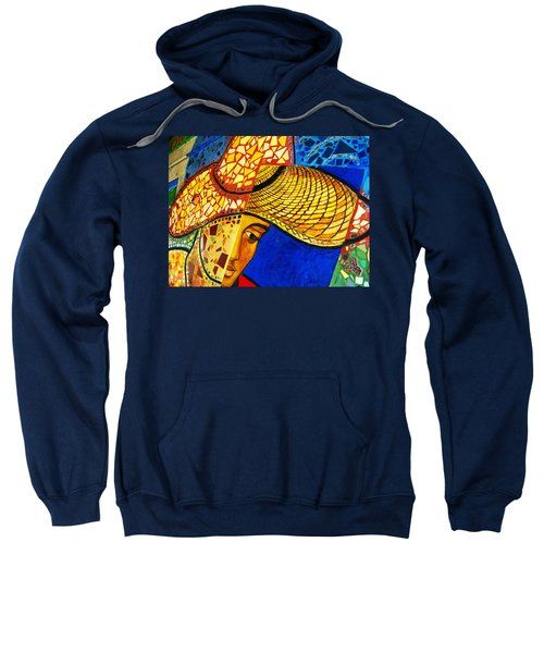 Growing Edgewater Mosaic Sweatshirt