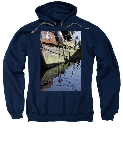 Half Sunk Boat Sweatshirt