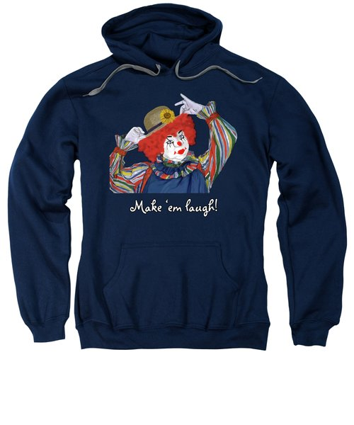 Happy Clown Sweatshirt