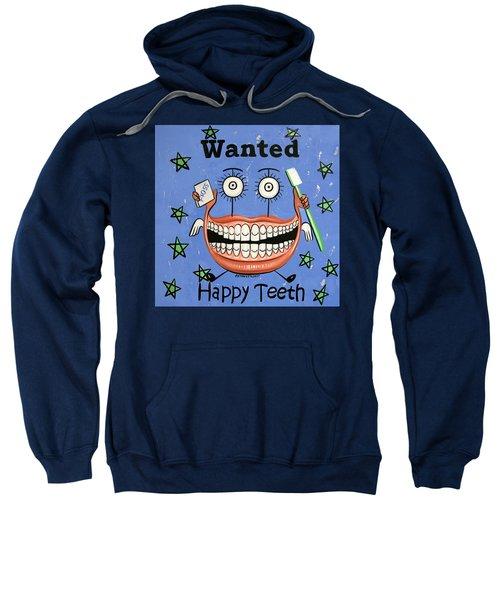 Happy Teeth Sweatshirt