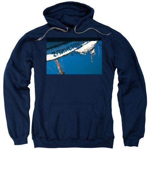 Harbor Blue Sweatshirt