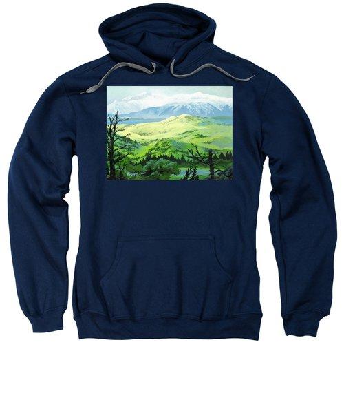 Hawk Meadows Sweatshirt