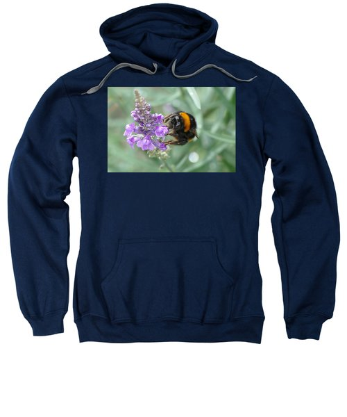 Hello Flower Sweatshirt
