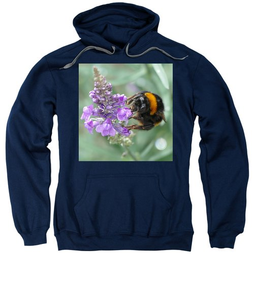 Hello Flower Sweatshirt