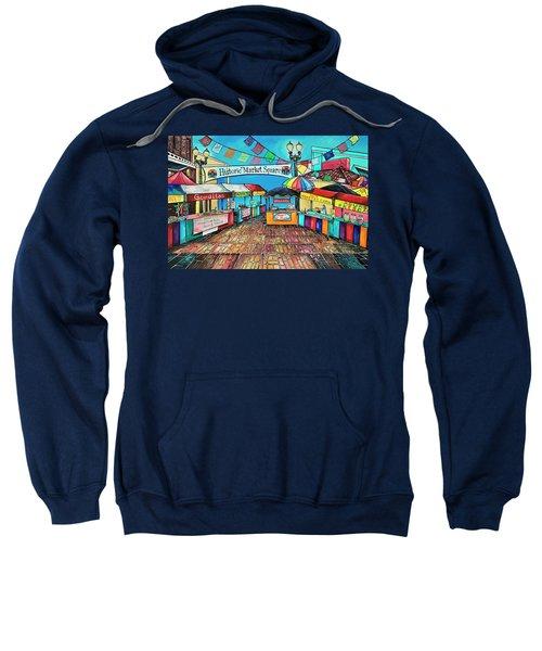 Historic Market Square Sweatshirt