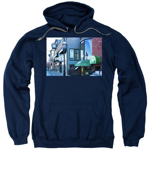 Historic Newport Buildings Sweatshirt