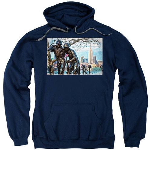Hoboken War Memorial Sweatshirt