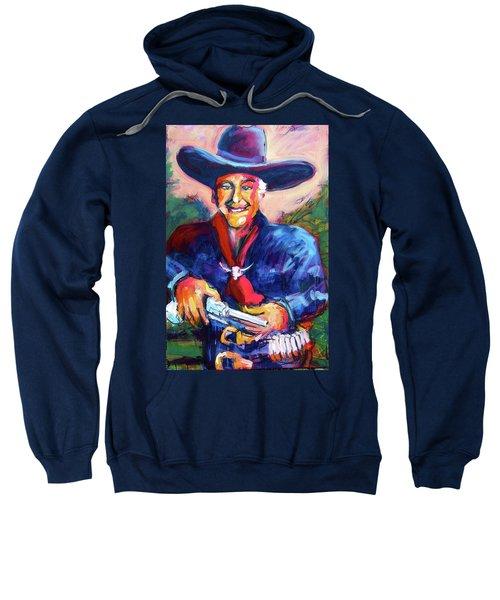 Hoppy's Got A Gun Sweatshirt