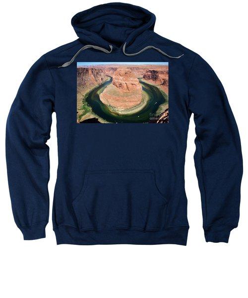 Horseshoe Bend Colorado River Sweatshirt