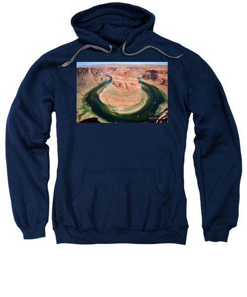 Horseshoe Bend Colorado River Sweatshirt