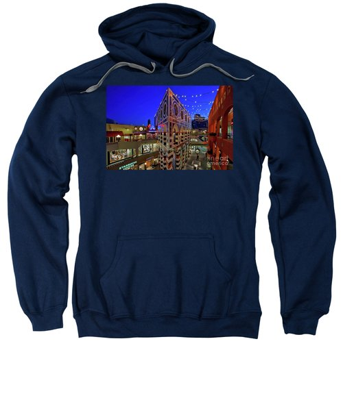 Horton Plaza Shopping Center Sweatshirt