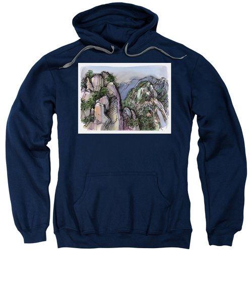 Huangshan, China Sweatshirt