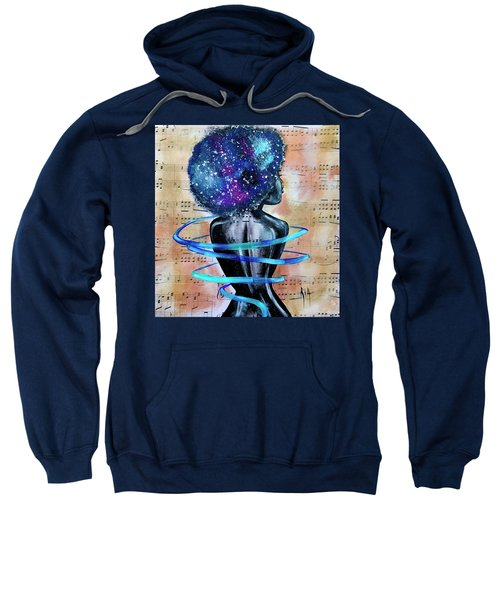 I Am Her... She Is Me Sweatshirt
