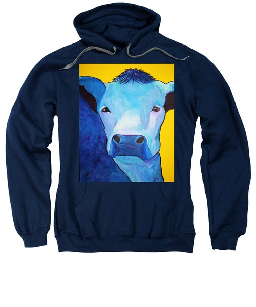 I Am So Blue Sweatshirt