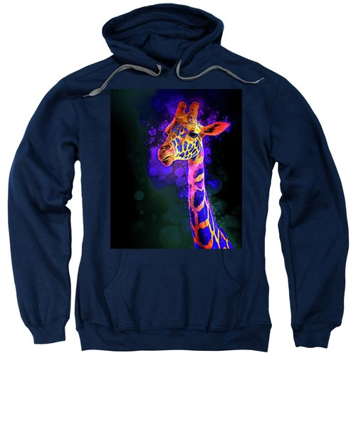 I Dreamt A Giraffe Sweatshirt