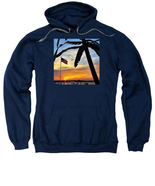 I Never Tire Of Sunsets Sweatshirt