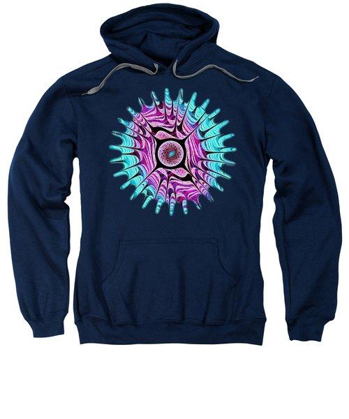 Ice Dragon Eye Sweatshirt