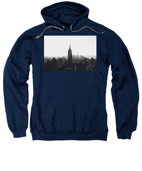 I'll Take Manhattan  Sweatshirt by J Montrice