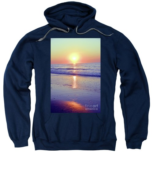 In The Morning Light Everything Is Alright Sweatshirt