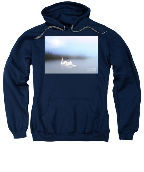 In The Still Of The Evening Sweatshirt