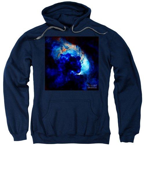 Ink Swirls 002 Sweatshirt