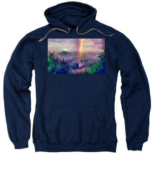 Irish Rainbow Sweatshirt