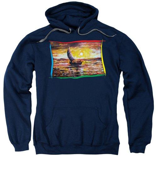 Island Sunset Sweatshirt