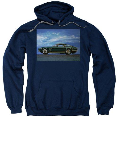 Iso Grifo Gl 1963 Painting Sweatshirt