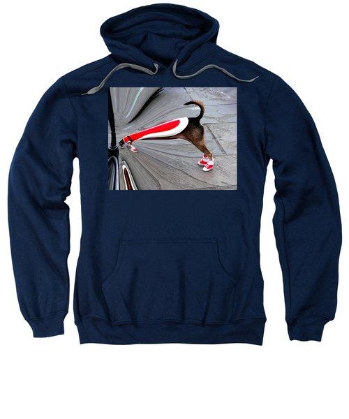 Jackson Square Chow Time Sweatshirt