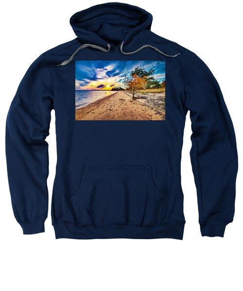James River Sunset Sweatshirt