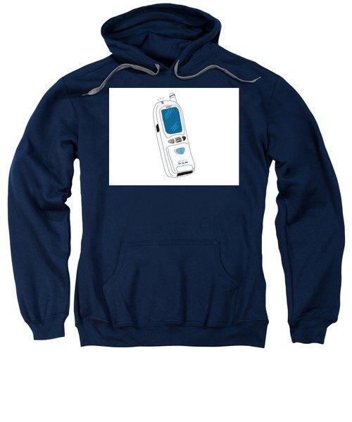 Japanese Classic Phone Sweatshirt