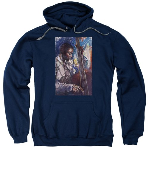 Jazz Man Sweatshirt