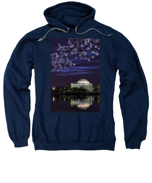 Jefferson Cherry Sunrise Sweatshirt
