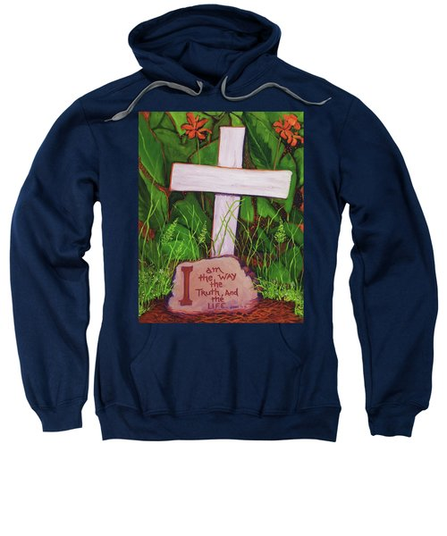 Garden Wisdom, The Way Sweatshirt